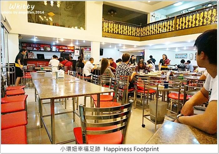 【曼谷(21)】光海鮮(勝利紀念碑店),因為一個菜單搞得自己疑神疑鬼?XD @小環妞 幸福足跡
