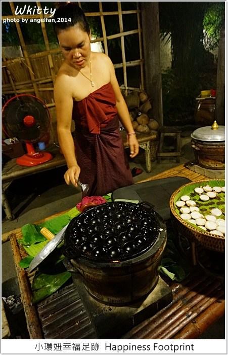 【曼谷(24)】Siam Niramit天使劇場,曼谷最大秀,buffet晚餐讓人驚艷~ @小環妞 幸福足跡
