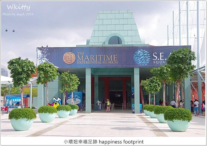 【新加坡景點(21)】S.E.A海洋館,全世界最大海底隧道,世界最大海底世界~ @小環妞 幸福足跡
