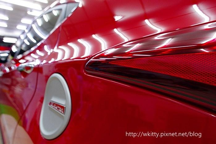 【第一次鍍膜經驗分享】正確的汽車鍍膜觀念,台北中和鍍膜推薦,未來汽車美容 @小環妞 幸福足跡