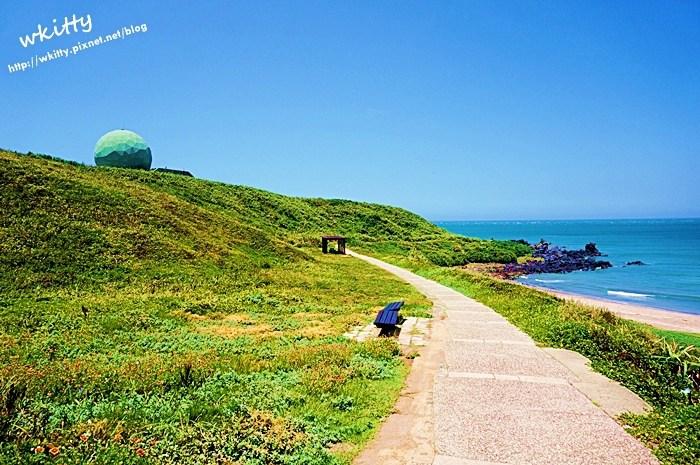【北海岸石門景點】富貴角燈塔,全台灣最北點,景色優美! @小環妞 幸福足跡