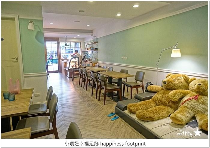 神隱台北的巷弄美食:微糖法式甜點屋&MW義法料理 @小環妞 幸福足跡