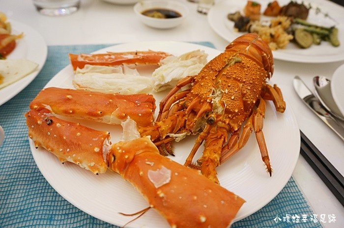 【史上最貴buffet】美福飯店palette彩匯自助餐廳,台北吃到飽 @小環妞 幸福足跡