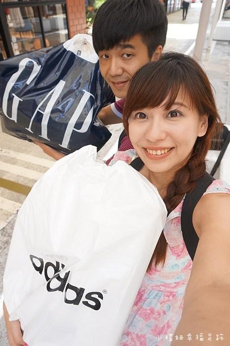 【沖繩outlet】推薦必去ASHIBINAA outlet,交通,必買必逛品牌【35】 @小環妞 幸福足跡