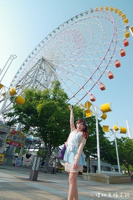 【大阪周遊券(卡)】大阪旅遊必買票券,28項免費景點地圖,必去行程推薦【2】 @小環妞 幸福足跡