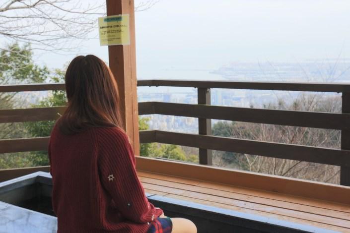 【神戶必去景點推薦】布引香草花園,遠離塵囂的山上花園【20】 @小環妞 幸福足跡