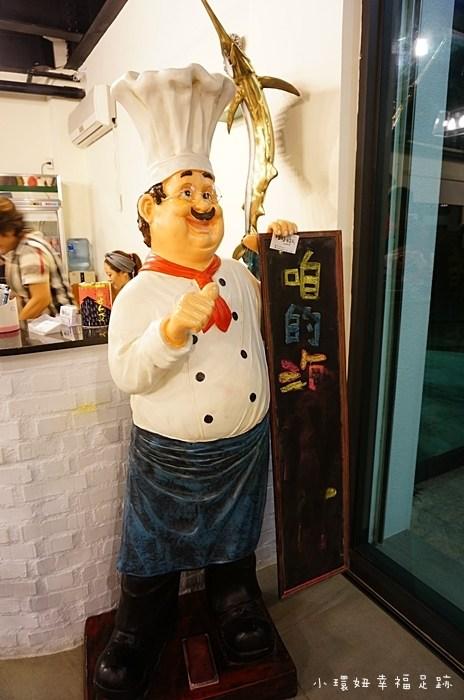 【墾丁後壁湖海鮮】咱的海產店,推薦後壁湖必吃海產餐廳! @小環妞 幸福足跡