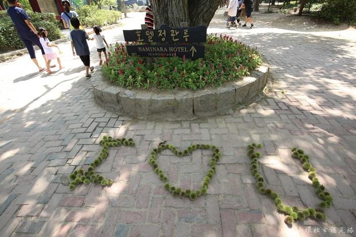 【首爾近郊景點】一日遊行程推薦:江村鐵道自行車&南怡島&晨靜樹木園,午餐美味韓式烤雞(35) @小環妞 幸福足跡