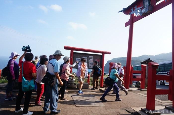 【日本山口縣景點】元乃隅稻成神社,123座鳥居綿延至大海,美國CNN評選日本最美31處之一(13) @小環妞 幸福足跡