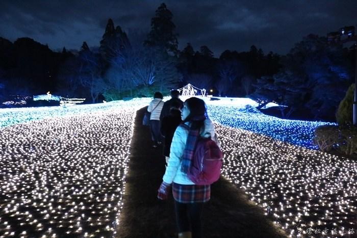 【奈良琉璃繪】超美!每年2月情人節前後點燈,萬盞燈火彷彿夢境(35) @小環妞 幸福足跡
