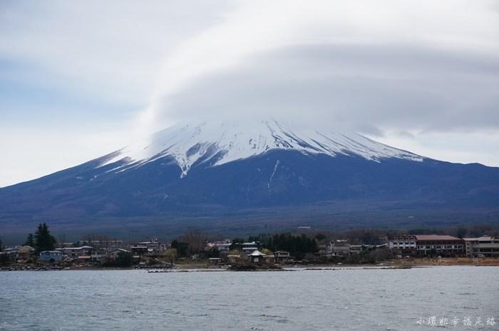 【河口湖自由行】河口湖遊覽船,看富士山的各種角度(23) @小環妞 幸福足跡