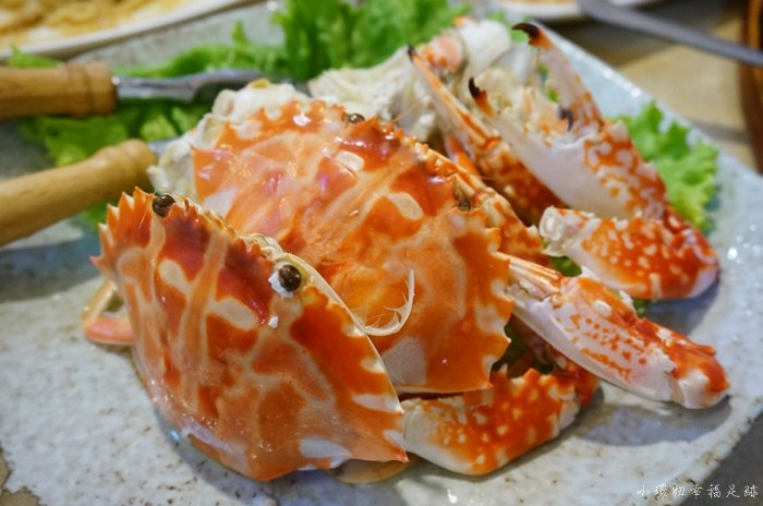 【萬里龜吼漁港美食】漁家鄉海鮮餐廳,萬里蟹秋蟹正肥美,美味推薦 @小環妞 幸福足跡
