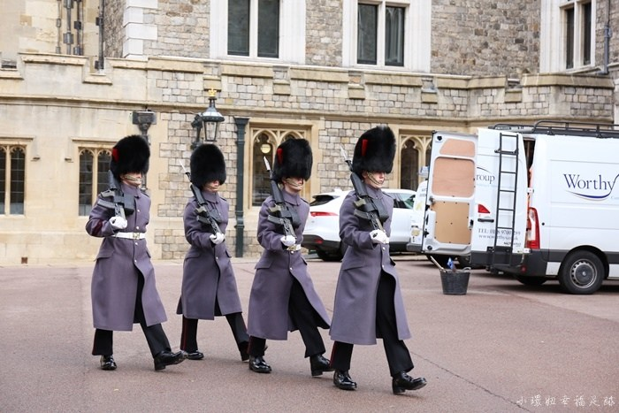 windsor castle,倫敦tour,倫敦一日遊,倫敦景點,倫敦自由行,倫敦近郊,倫敦近郊景點,溫莎古堡,溫莎堡,英國自由行 @小環妞 幸福足跡