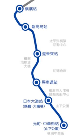 【橫濱一日遊】橫濱必去景點推薦,交通方式,自由行旅遊地圖 @小環妞 幸福足跡