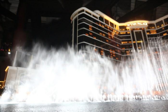 【澳門必住酒店】永利皇宮飯店,超震撼水舞+纜車,不住會後悔! @小環妞 幸福足跡