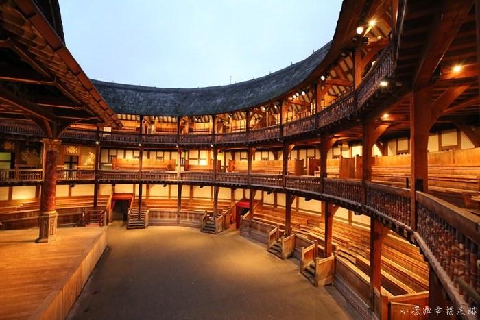 【英國倫敦PASS免費景點】莎士比亞劇場,與莎翁來場邂逅 @小環妞 幸福足跡