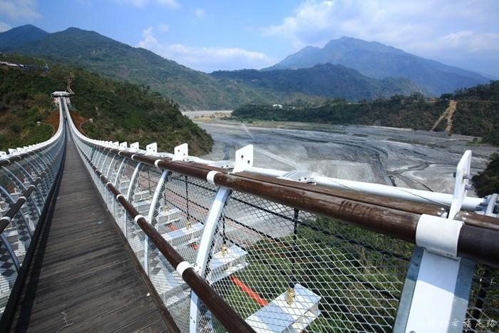 【屏東必遊景點】山川琉璃吊橋,超恐怖!超壯觀!教你怎麼逛 @小環妞 幸福足跡