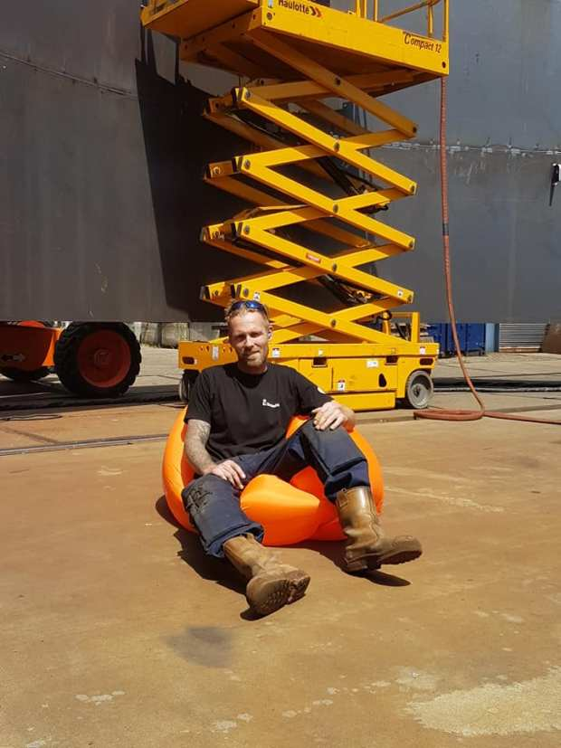 Inzending Raimond bij Siemerink Tank- en Apparatenbouw