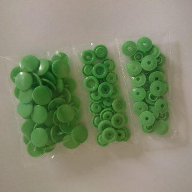 jasno zielone napy