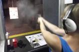 Shooting Range - Blondynka z Krainy Tęczy