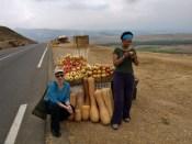 Fez - w drodze do Volubilis