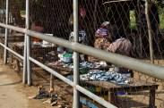 Catembe - uliczny market