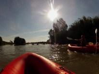 Rafting na Vaal