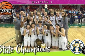 Aquinas girls state champs