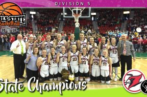 Bangor girls state 2018 champs