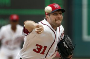 Max Scherzer May 6 2018 AP