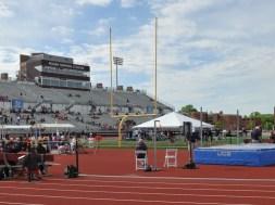 UWL track and field