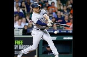 Yankees Astros Baseball