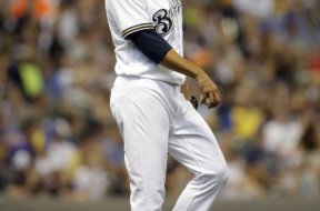 Brewers Joakim Soria disappointed AP