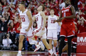 NC State Wisconsin Basketball