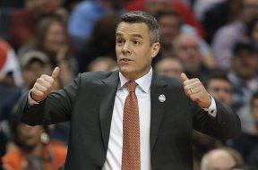 Virginia coach Tony Bennett AP