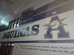 Aquinas gym file