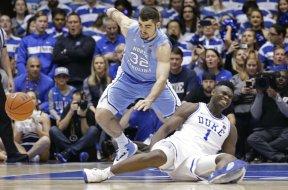Duke Zion Williamson injured AP