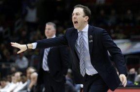 Minnesota coach Pitino AP