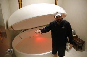 Washington NFL training facility AP
