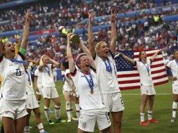 US women soccer AP