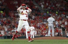 Cardinals Harrison Badger AP