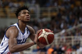 Greece Giannis Antetokounmpo AP
