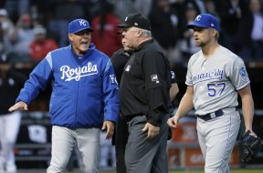 Royals Ned Yost AP