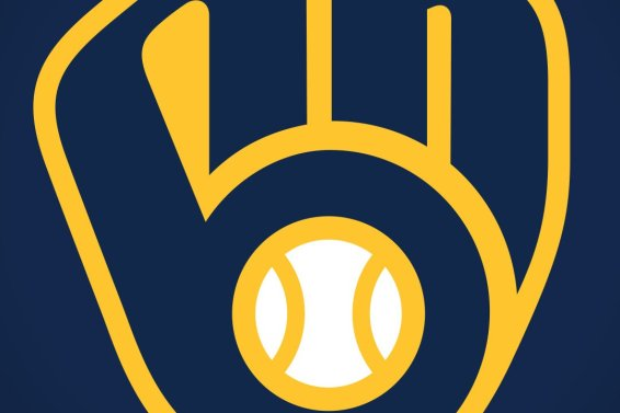 Brewers old glove Logo