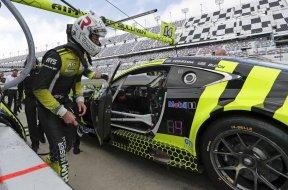 NASCAR Kyle Busch AP