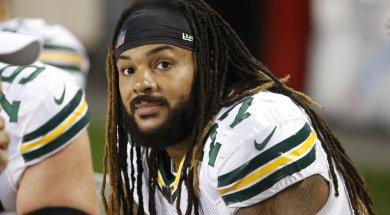 Packers Billy Turner AP