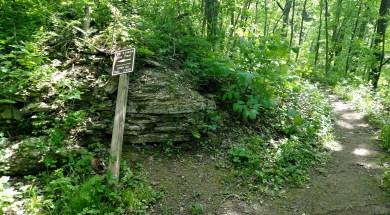 Hixon Lower Log Trail Sign