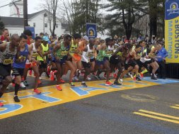 Boston Marathon AP