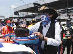 Richard Petty mask AP