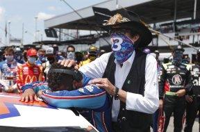 Richard Petty mask AP
